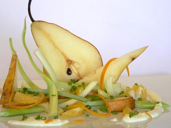 Apio peras