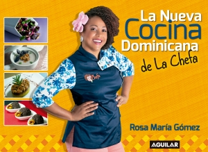 Cubierta - La Nueva Cocina Dominicana de La Chefa