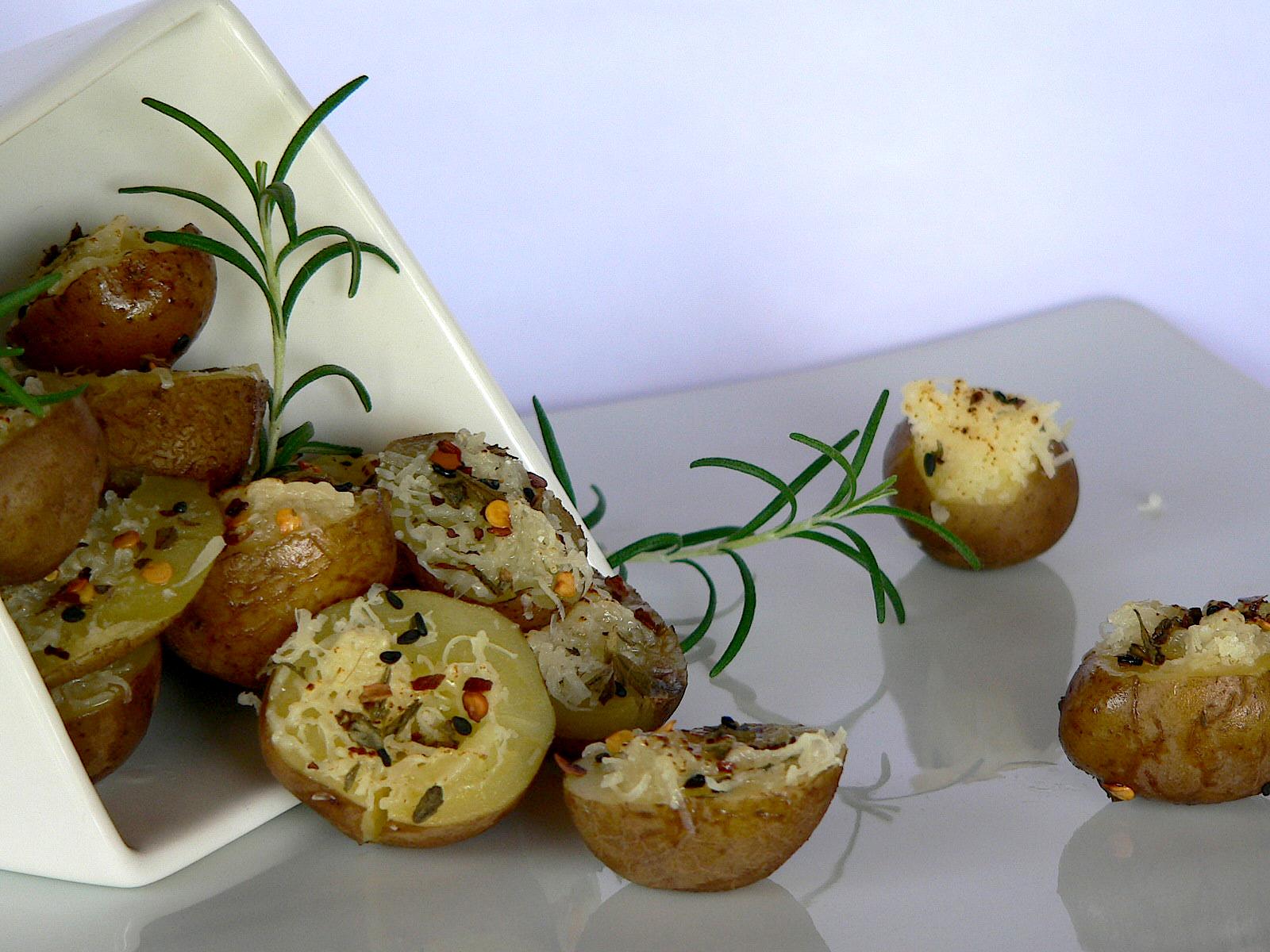 las papas Las papas fritas de bolsa y caseras podrían contener una sustancia cancerígena  denominada glicidamida, según comunicaron científicos de.