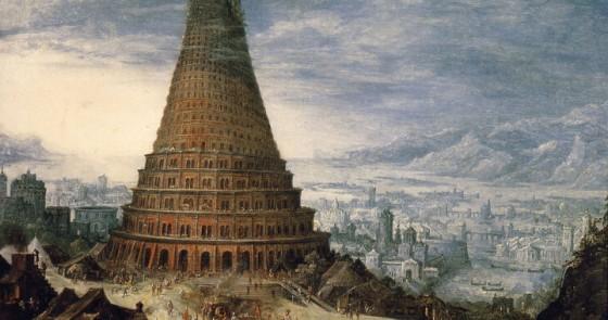 1 Torre de Babel