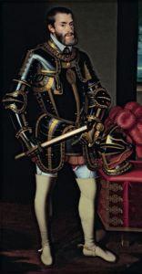 3 Carlos V