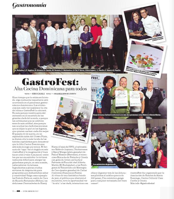 GastroFest (27 abril 15)