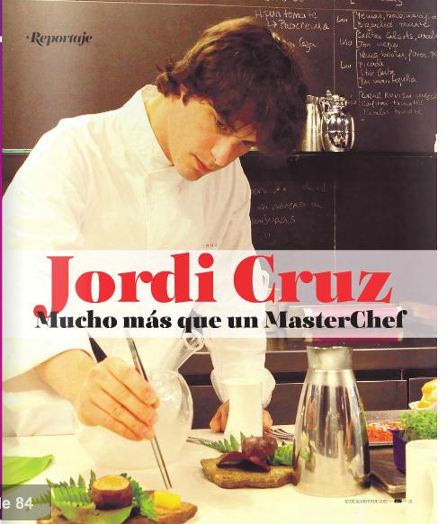 Jordi Cruz 1 (15-8-15)