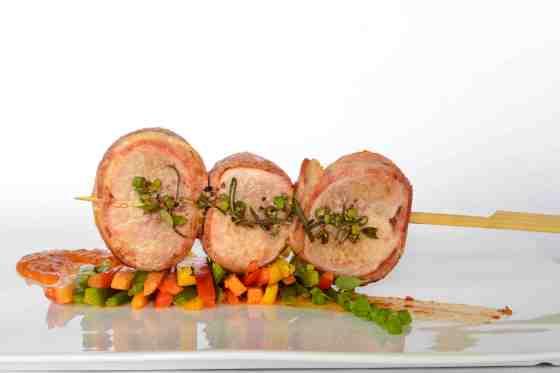 Brochette Cerdo