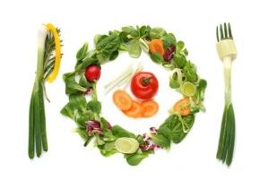 1 vegetariana