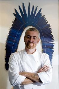 Data da foto: 2010 Alex Atala, chef do restaurante D.O.M.