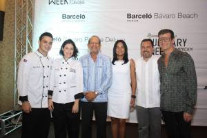Barceló culinary week (nov 2015)