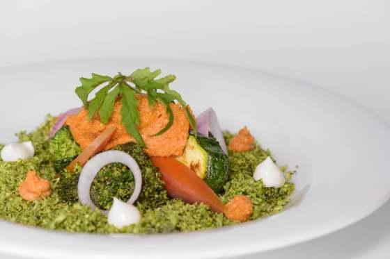 Cuscús Brócoli