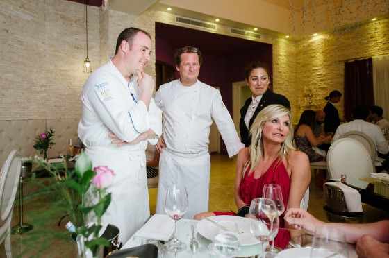 11 Chefs comedor