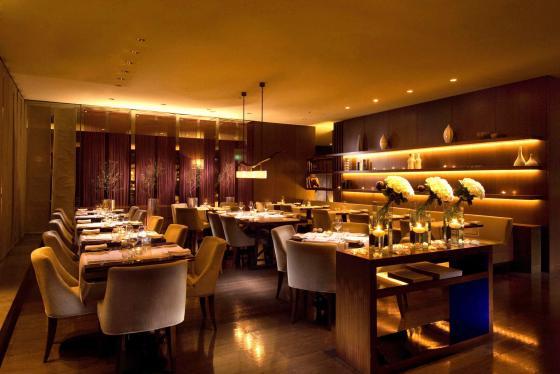 Cerise restaurant at Conrad Tokyo by Gordan Ramsay. [J17UN2014 BROADSHEET LIFE]