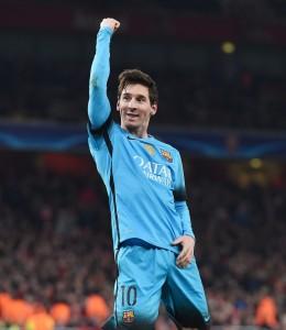 6 Leo Messi