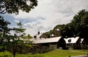 Blue Hill at Stone Barns Exterior Jen Munkvold- Photographer