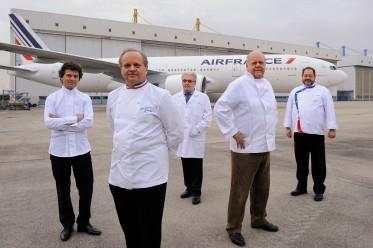 Membres Studio Culinaire Servair