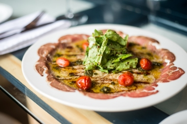2 Upstairs Carpaccio