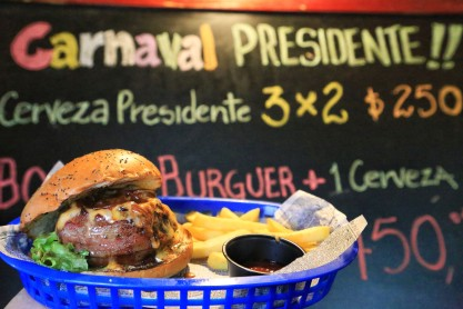 4 PRES Boludo Burger