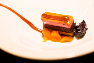 007-FR-Pierre Gagnaire Restaurant-GâteauChocolat