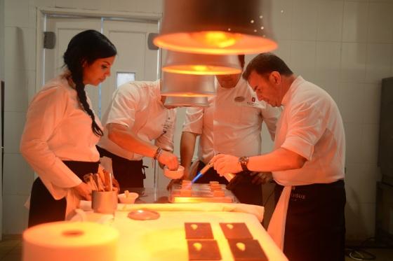 1 Chef Tita y Martin Berasategui