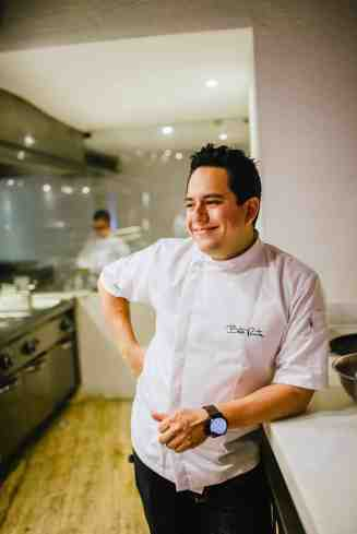 Chef Beto Puerta