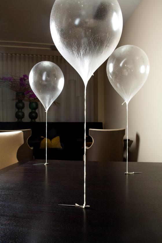 GA globos de manzana