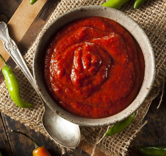 3 Sriracha