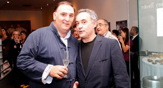 52 José Andrés y Ferrán Adriá