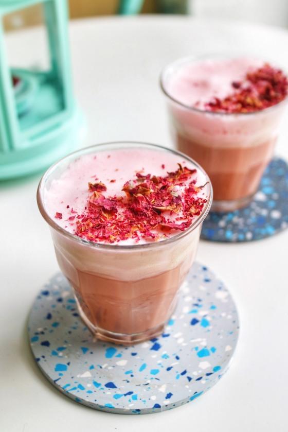 4 Pink Latte
